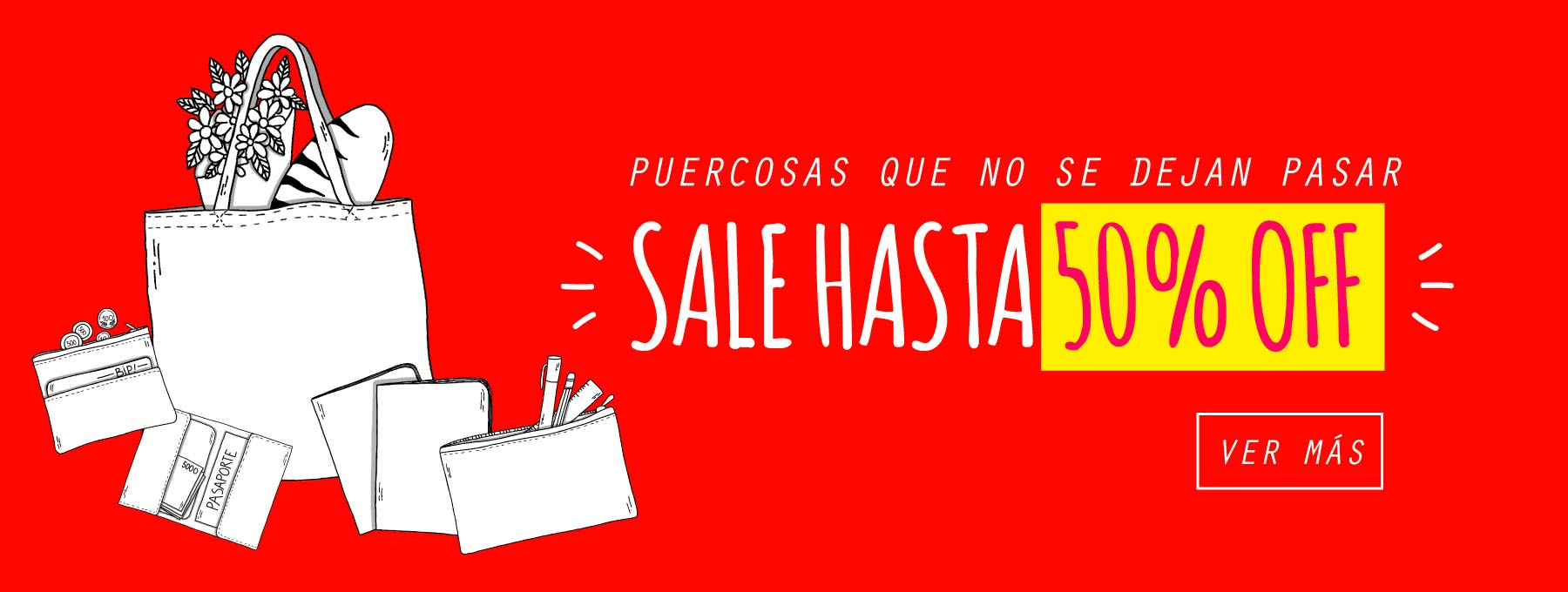 Sale Puercospin
